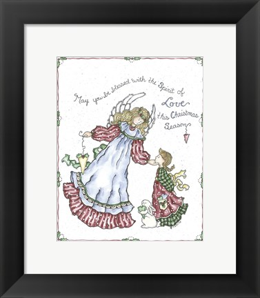 Framed May You Be Blessed Print