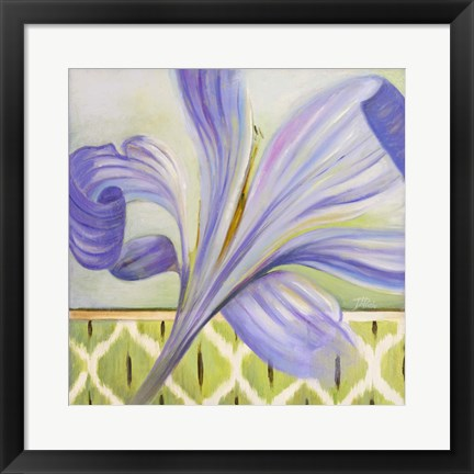 Framed African Lily II Print
