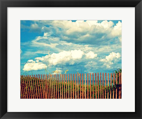 Framed Delray Beach Print