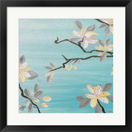 Framed Always Springtime II Print