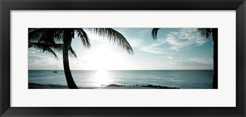 Framed Cool Bimini II Print