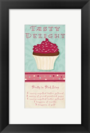 Framed Tasty Delight Print