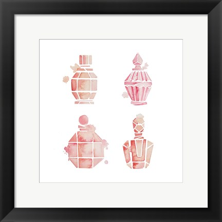Framed Beautiful Scents Print