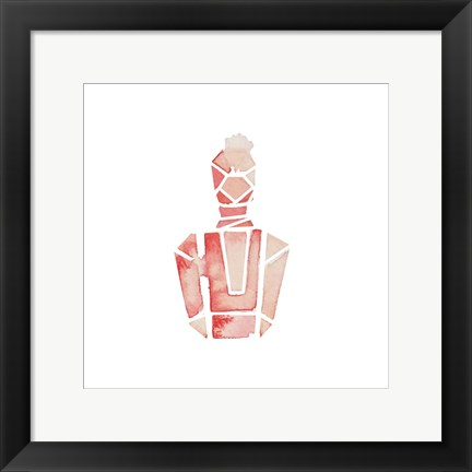 Framed Beautiful Scents 3 Print
