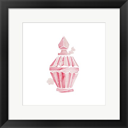 Framed Beautiful Scents 3.1 Print