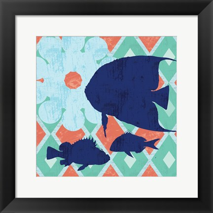 Framed Sea Print
