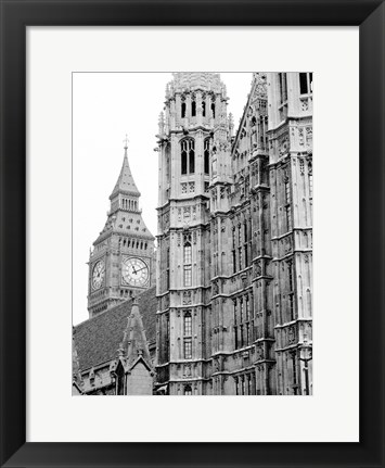Framed London Natural History Museum Print