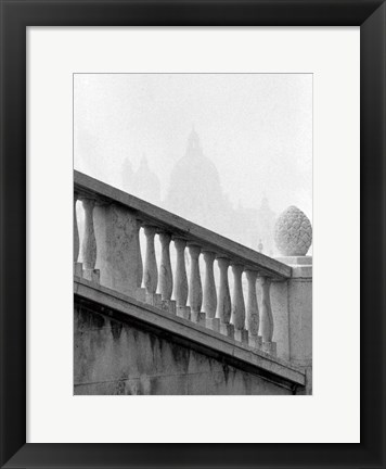 Framed Venice Stairs Print