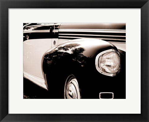 Framed Auto Classic 1 Print