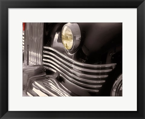 Framed Auto Classic 2 Print