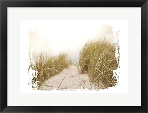 Framed Coastal Photography 2 Print