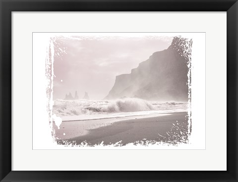 Framed Coastal Photography 6 Print