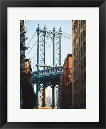 Framed Williamsburg Print