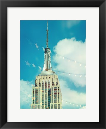 Framed Empire Stars Print