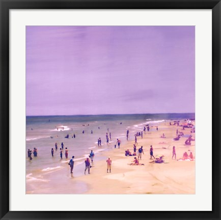 Framed Brighton Print
