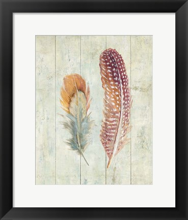 Framed Natural Flora XI Print