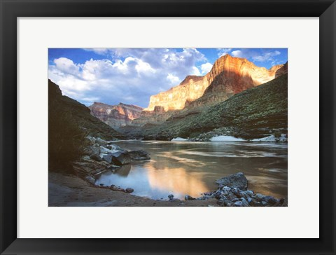 Framed Grand Canyon River Print