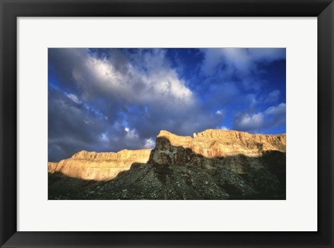 Framed Havasu Sunset Print