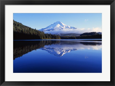 Framed Majestic Reflection Print
