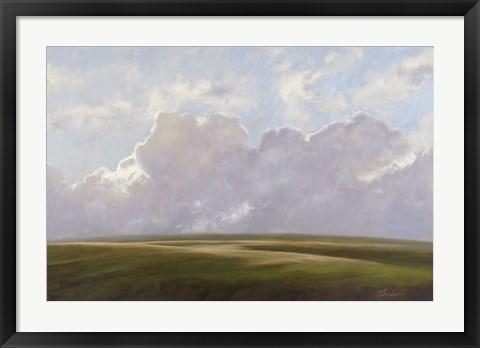 Framed Palouse Afternoon Print