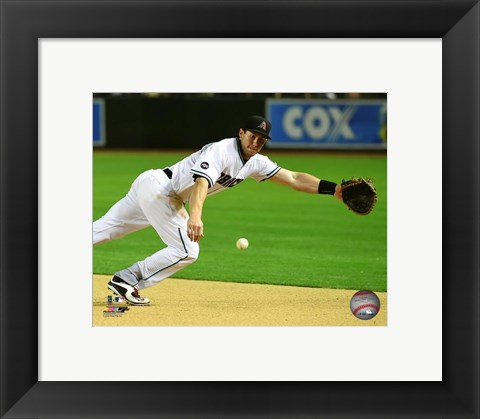 Framed Paul Goldschmidt 2016 Action Print