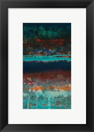 Framed Artic Night - B Print
