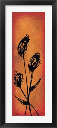 Framed Poppies Will Make Them Sleep Print
