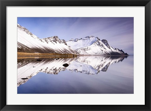 Framed Mountain Propulsion Print
