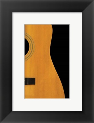 Framed Classic Acoustic Print
