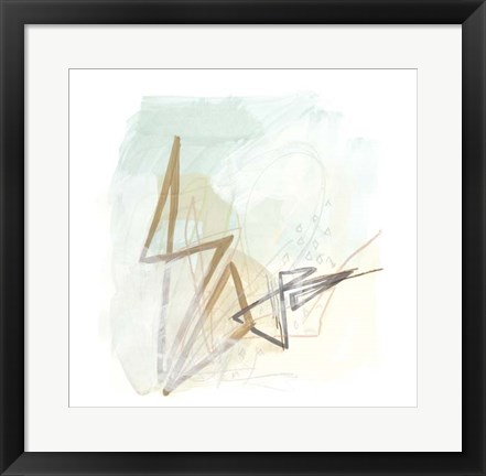 Framed Infinite Object V Print
