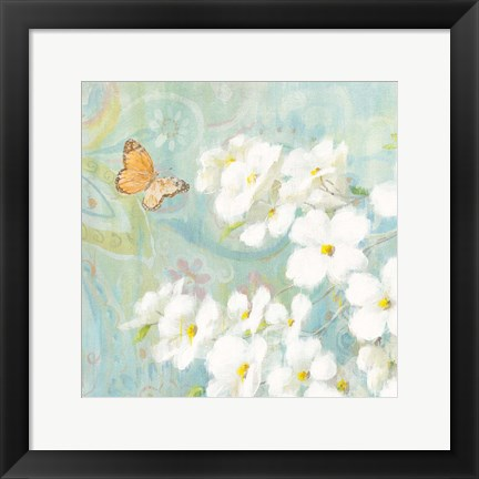 Framed Spring Dream III Print