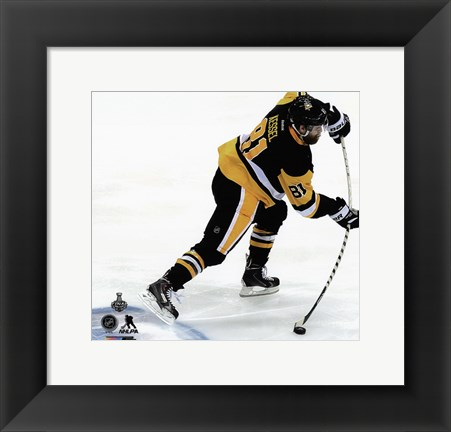 Framed Phil Kessel Game 5 of the 2016 Stanley Cup Finals Print