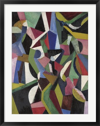 Framed Composition I, 1916 Print
