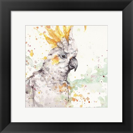 Framed Clowning Around Print