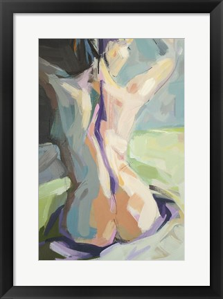Framed Figure VI Print