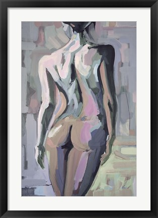 Framed Figure V Print