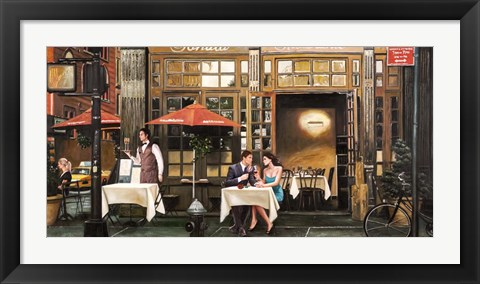 Framed Cheers! Print
