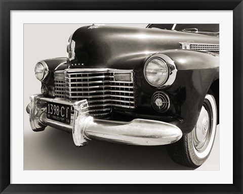 Framed 1941 Cadillac Fleetwood Touring Sedan Print