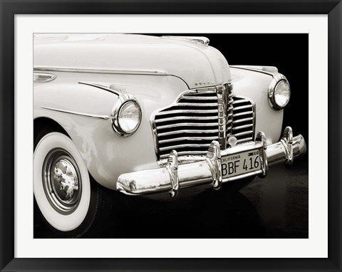 Framed 1947 Buick Roadmaster Convertible Print