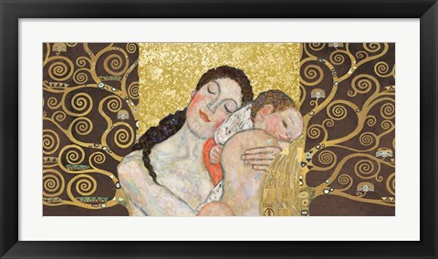 Framed Motherhood II Print