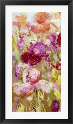 Framed Healthy Obsession I Print