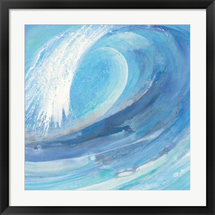 Framed Surfs Up Print