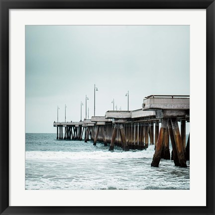 Framed Pacific Cool II Print