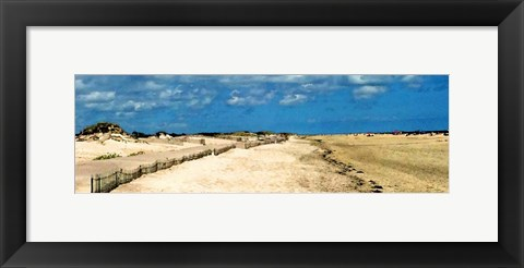 Framed Endless Shoreline Print