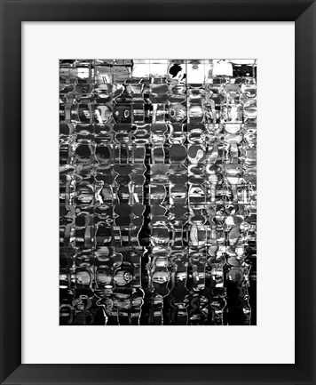 Framed Reflectional Industry E Print