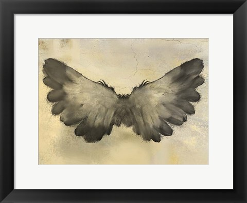 Framed In Flight Print