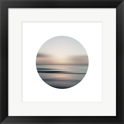 Framed Sight to Sea 1 Print