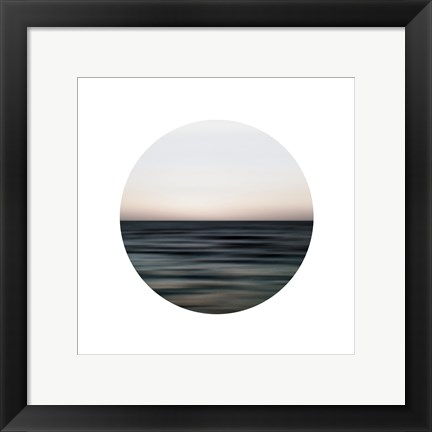 Framed Sight to Sea 2 Print