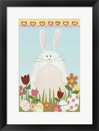Framed Easter Sweeties II Print
