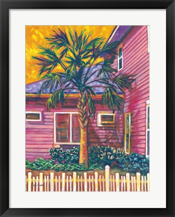 Framed Curb Appeal Print